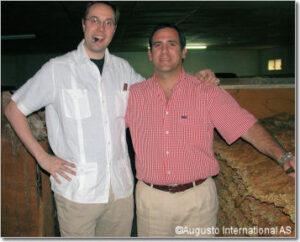 Øystein og Jorge